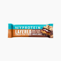 Chocolate Sundae 6-Layer Protein Bar (60g) by MYPROTEIN