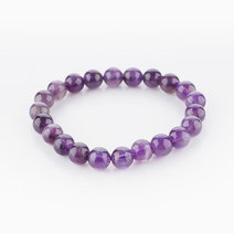 Amethyst Bracelet by Crystal Beauty