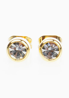 Glam Rhine Earrings (4mm) by Znapshop