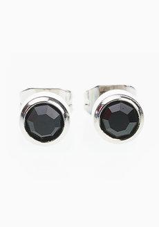 Rock Rhine Earrings (4mm) by Znapshop