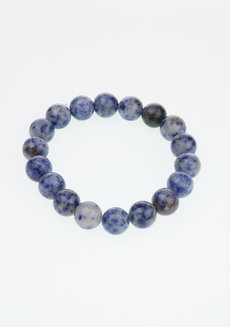 Sodalite Stone Bracelet by Bedazzled