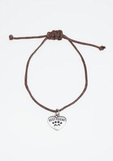 Best Friend Wish Bracelet by Bedazzled