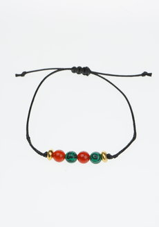 Intentional Bracelet - Wealth and Prosperity by Bedazzled