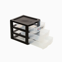 CV Mini 3 Drawer Unit by Sterilite