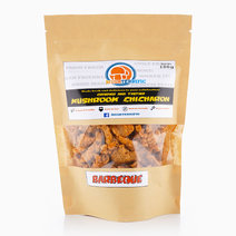 Mushroom Chicharon in Barbeque (100g) by MushTerrific Mushroom Chicharon