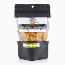 Mushroom Chicharon in Japanese Sweetcorn (100g) by MushTerrific Mushroom Chicharon