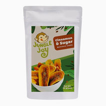 Cinnamon & Sugar Banana Chips by Jungle Joy