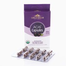 Organique Açaí Freeze-Dried Capsules (10s) by Organique Açaí