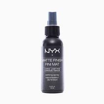 Makeup Setting Spray (Matte) by NYX