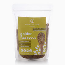Organic Golden Flax Seeds (500g) by Naturally Good Company