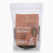 Organic Tri-color Quinoa (500g) by Naturally Good Company