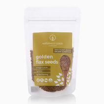 Organic Golden Flax Seeds (100g) by Naturally Good Company