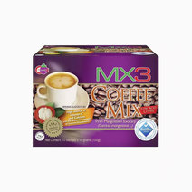 MX3 Coffee Mix (10 Sachets) by MX3