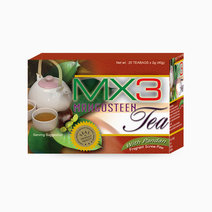MX3 Tea with Pandan (40g, 20 teabags) by MX3