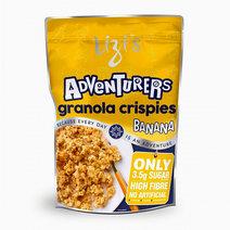 Lizi's Granola Adventurers Banana (400g) by Raw Bites