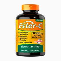 Ester-C (1000mg, 180 Vegetarian Capsules) by American Health