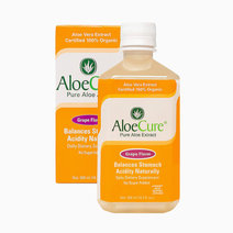 Aloe Cure Grape Flavor (500ml) by AloeCure