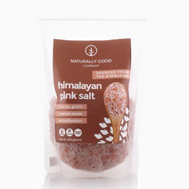 Himalayan Pink Salt Coarse Grain (500g) by Naturally Good Company