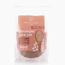 Himalayan Pink Salt Fine Grain (500g) by Naturally Good Company