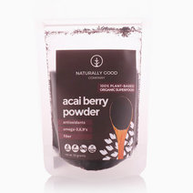Organic Acai Berry Powder (50g) by Naturally Good Company