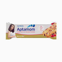 Aptamom Cereal Bar - Berry Mix with DHA (40g) by Nutricia