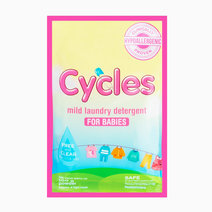 Mild Laundry Detergent Powder for Babies (100g x 3) by Cycles