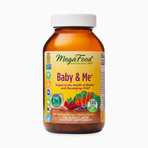 MegaFood Baby and Me (120 Tablets) by MegaFood