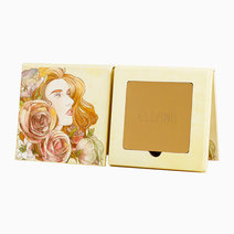 Caramel Pressed Mineral Foundation With Palette by Ellana Mineral Cosmetics