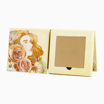 Cafe Mocha Pressed Mineral Foundation with Palette by Ellana Mineral Cosmetics
