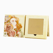 Hazelnut Pressed Mineral Foundation With Palette by Ellana Mineral Cosmetics