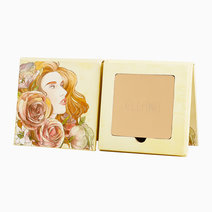 Chai Tea Pressed Mineral Foundation With Palette by Ellana Mineral Cosmetics