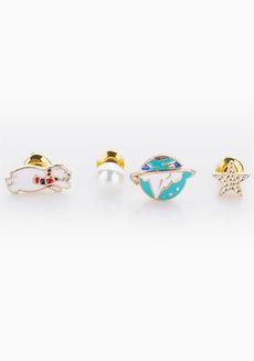 Adara Earrings by Chichii