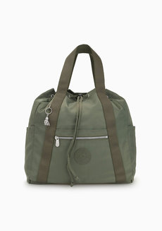 Kipling Art Backpack M Rich Green by Kipling
