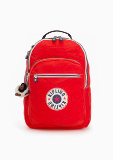 Kipling Clas Seoul Active Red BL by Kipling