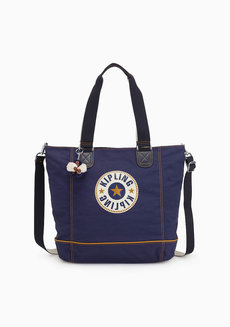 Kipling Shopper C Active Blue BL by Kipling