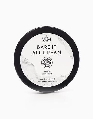 Bare It All Cream (100g) by V&M Naturals