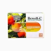 Bewell-C Non-acidic Vitamin C Sodium Ascorbate 500mg Capsule (100 capsules) by Bewell