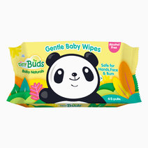 Organic Baby Wipes (65s) by Tiny Buds