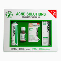 Acne Solutions Complete Starter Kit by Oxecure
