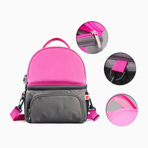 Multi Purpose Cooler Bag (Pink) by Horigen