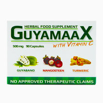 Guyamaax (500mg, 90 Capsules) by Go Natural Food Supplements