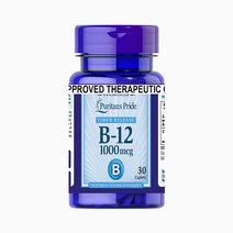 Vitamin B12 1000mcg (30 Caplets) by Puritan's Pride