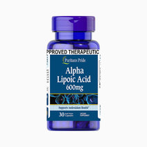 Alpha Lipoic Acid 600mg (30 Capsules) by Puritan's Pride
