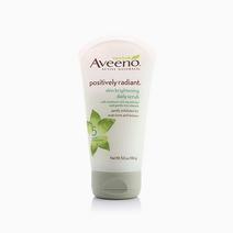 Positively Radiant Skin Brightening Daily Scrub by Aveeno