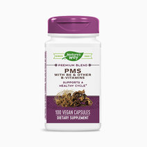 PMS with B6 & Other B-Vitamins (100 Caupsules) by Nature's Way
