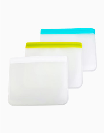 Reusable Food Bag (Set of 3) by Keepwares