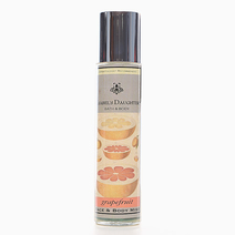 Grapefruit Face and Body Mist by Ysabel's Daughter