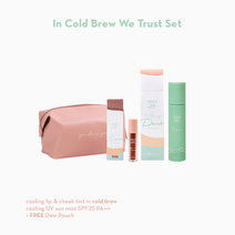 In Cold Brew We Trust Set by Happy Skin