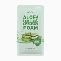Aloe Soothing Foam (10ml) by Esfolio