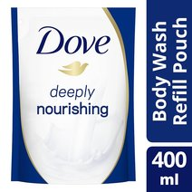 Body Wash Refill Deeply Nourishing (400ml) by Dove